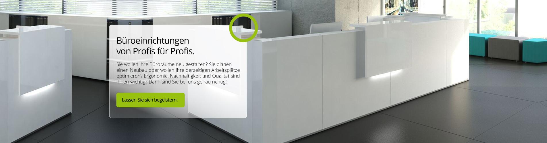 Büroeinrichtung Empfang | kjosy.com