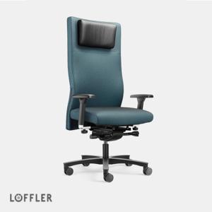 LÖFFLER Werner Blaser Design Stuhl WB-9